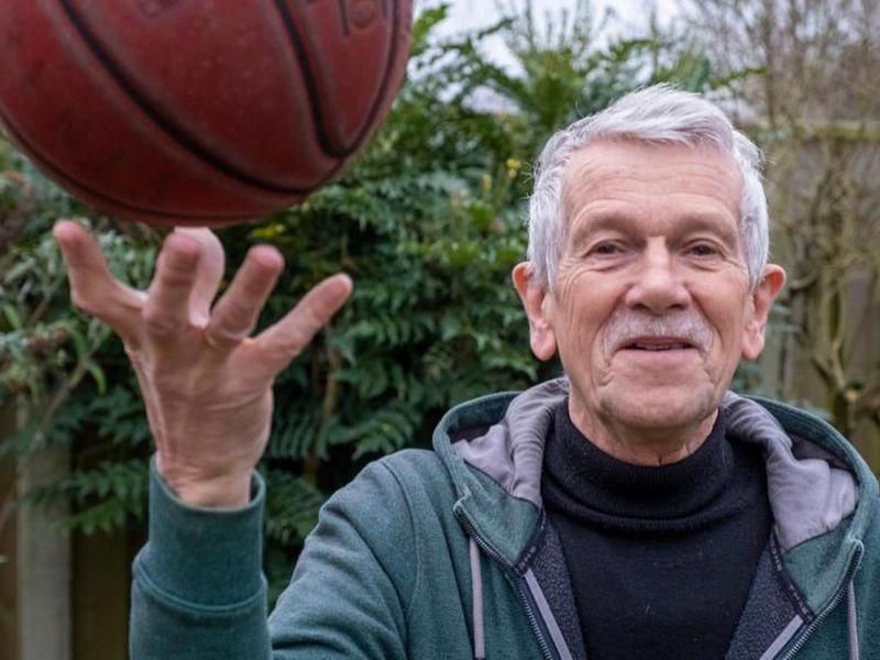 Pieter van Belle 45 jaar voorzitter